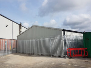John Day Storage Unit | Exterior of storage unit