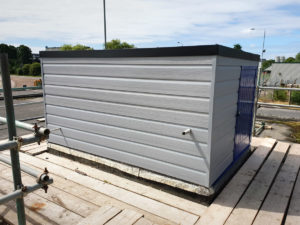 John Day Replacement Tank House Cladding